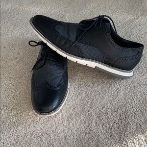•COLE HAAN• GRAND OS• Black Oxford Wingtip size 11